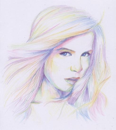 Kate Beckinsale by rainysunshine